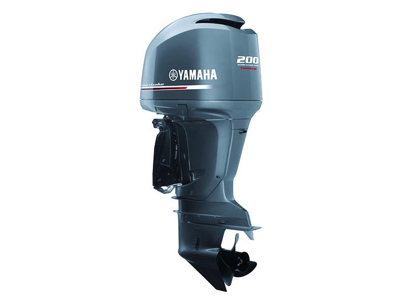 YAMAHA - F200BETX/FL200BETX